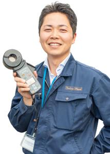 有限会社テクノディーゼル代表 藤田 慎太郎
